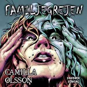 Familjegrejen ljudbok cover